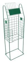 Retailers General Merchandise stand , metal newspaper rack HYX-43