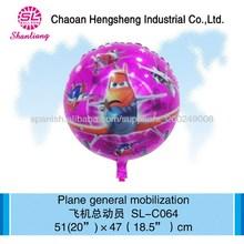 ronda de modelo de globo