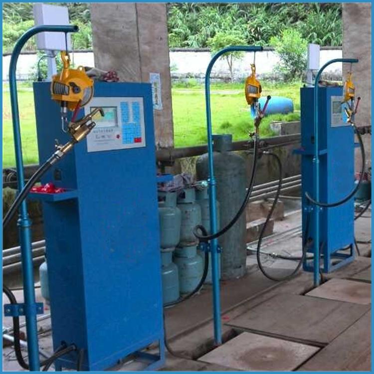 Lpg Gas Dispenser For Lpg Filling Station - Buy Lpg Gas ...