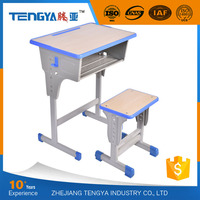 Tengya Wholesale Prices School Furniture Child Study Table and Chair