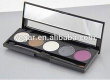 summer color eyeshadow makeup kit 5 color eyeshadow palette