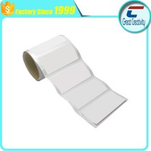 White Blank Roll NFC Sticker Tag - Topaz512 512Bytes, Rewritable and Programmable