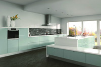 Ready made kitchen cabinets, wholesales cabinet made in china