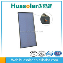 Residential solar cooper tube collector Compact Solar heater,2000*1000*80mm