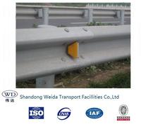 Guardrail reflector /Reflective Delineator post