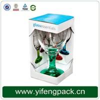 wine glass packing box single wine glass box