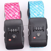 china wholesale merchandise custom made charms luggage strap