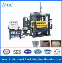 LTQT8-15 full automatic block making machinery with high quality