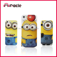 Waterproof cheap mobile phone case cartoon cover for iphone 5s