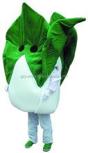 custom vegetable cabbage mascot costume--mascot 006