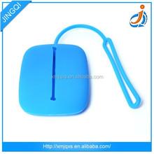 Beautiful hot sale popular rubber silicone handbags