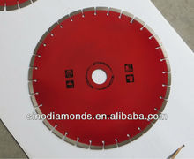 wet diamond saw blades for cutting granite/marble/stone