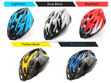 2015 China Custom 5 Colors Cycling Sport Bike Helmet,EPS+PVC Unique Bicycle Helmet Bike Helmet for Adults