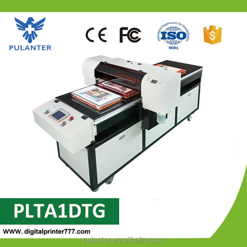 Digital Direct To Garment T Shirt Printer 3d T Shirt