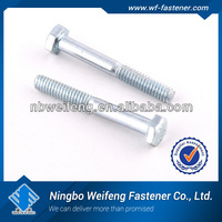 ningbo weifeng Hex bolt and nut 307a hex bolt china supplier/manufacture importer & exporter