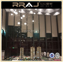 RRAJ Motorized Window Coverings Office Curtains and blinds