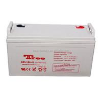 CE MSDS 12V 100AH valve regulated lead acid battery, 100AH ups solar battery, 12V 100AH solar energy storage battery