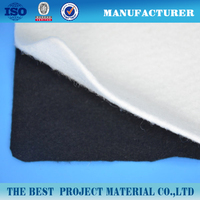 Geotextile fabric cloth sizes for building constructin material