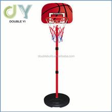 Custom Portable Outdoor Basketball Hoop Goal System Adjustable Backboard Kids Sports