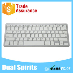 2015 China wholesale wirelss mini bluetooth keyboard,bluetooth wireless keyboard for ipad/iphone
