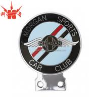Wholesale cheap custom metal emblem car badge
