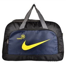 Practical sport lightweight large Travel Bag With Shoe Compartment