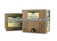 Cheap custom Olive Oil Packaging Box high quality