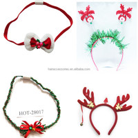 Baby christmas headband - christmas hair accessories - various style