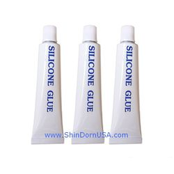 Hot sale silicone adhesive sealant, waterproof high temperature sealant for bathroom