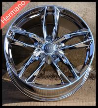 18x8 Inch Factory Aluminum Wheel Rim Used