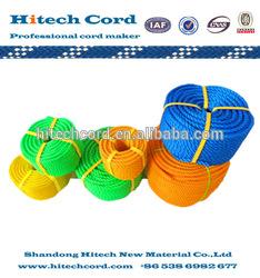 PP diamond braided rope 6mm