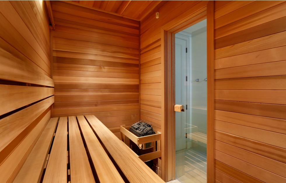 Hot Sale Portable Home Sauna Steam Sauna Room In Different ...