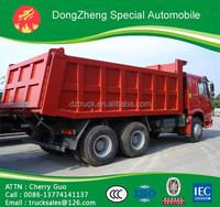 HOWO 6*4 Mining Tipper ZZ5607VDNB34400