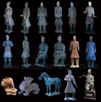 Chinese antique terra-cotta warriors