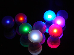 Wonderful New Hot Sale multi-color 2x CR1220-3V batteries Led Berries Waterproof Fairy Pearls for christmas tree decoation