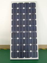 140w mono solar panel with high efficiency