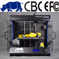 high resolution 0.02 mm big size 3d printer photocopy machine price