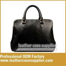 high quality OEM classical style Fashion man handbag