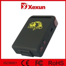 multifunction car/person gps tracker phone tracking app gps locator tk102-2 professional gps factory from Xexun China