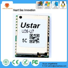 high performance latest ublox 7 with 56-channel UBLOX-7 GPS chipset low price gps module