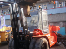 Toyota 15 Ton forklift truck used for sale