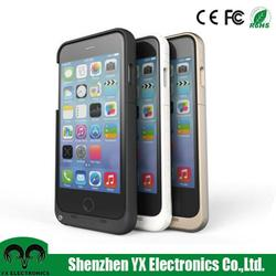 3200mah backup battery charger power case for iphone 5 6 6s