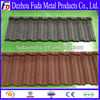 nigeria stone coated metal roof tile galvalume roofing tile