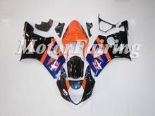 Orange Black Fairing Kit/Bodywork Motorcycle Parts For Suzuki GSXR1000 K3 03-04 ABS Plastic Injection Moulding