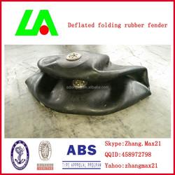 China best Yokohama type floating inflatable Rubber fender of Longao brand