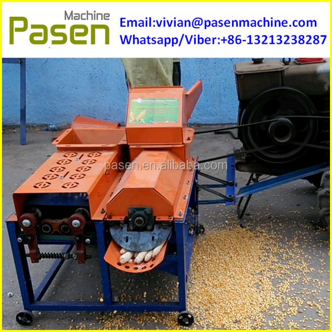 thresher machine