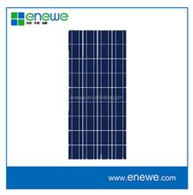 3.2mm transparence solar glass 18v 150w solar system module