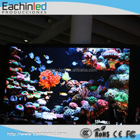2015 video wall display led photo video pantallas P3.9mm high quality led display