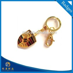 2014 most popular promotion custom metal key chain for famous car