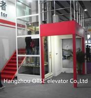 OTSE small mini elevator for homes/ single elevator for 1 floor